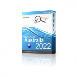 IQUALIF Australien Gelbe, Fachleute, Unternehmen