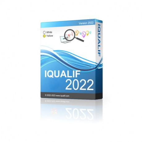 IQUALIF Switzerland White