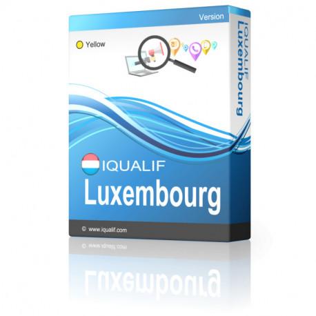 IQUALIF Luxembourg Gule, Forretningsfolk, Bedrifter