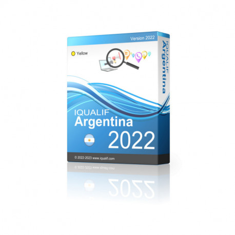 IQUALIF Argentinien Gelbe, Fachleute, Unternehmen