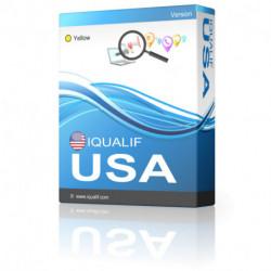 IQUALIF Vereinigte Staaten von Amerika Gelbe, Fachleute, Unternehmen