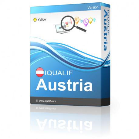 IQUALIF Østerrike Gule, Forretningsfolk, Bedrifter