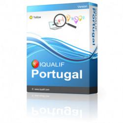 IQUALIF Portugal amarillo, profesionales, negocios