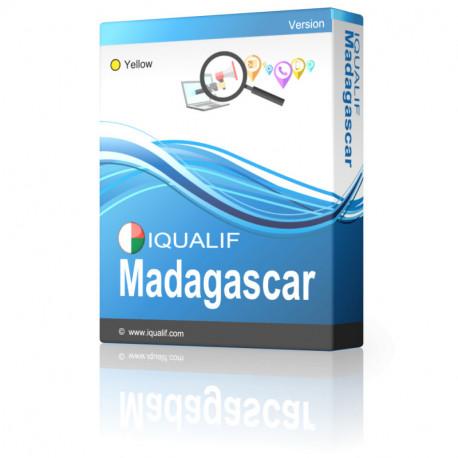IQUALIF Мадагаскар Желтый, Профессионалы